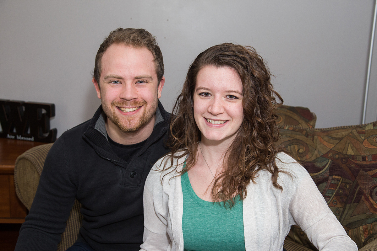 Ben and Bethany McCarthy